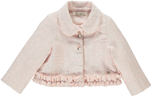 Piccola Speranza Girls Sparkle Jacket